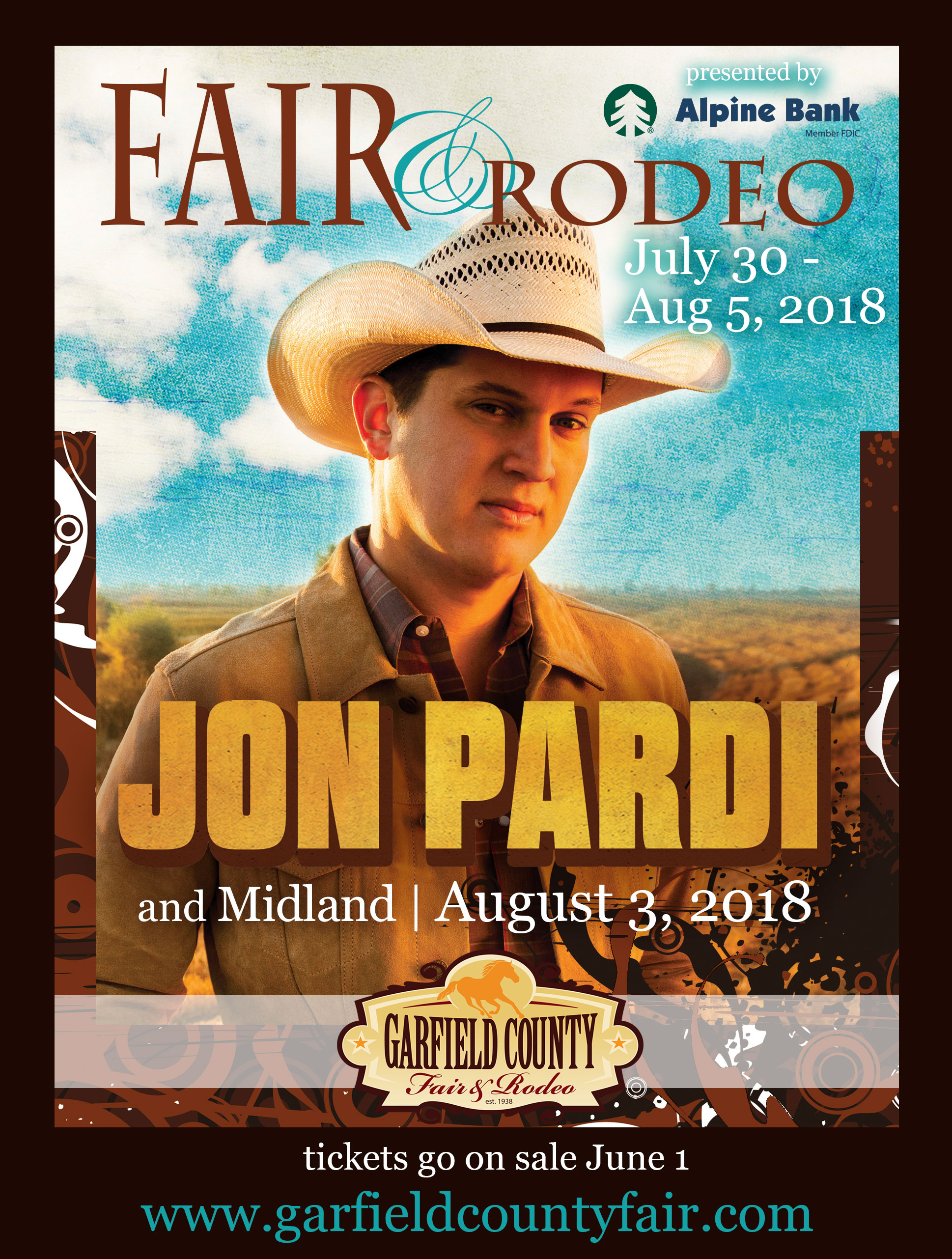 Garfield County Fair Amp Rodeo July 30 August 5 2018